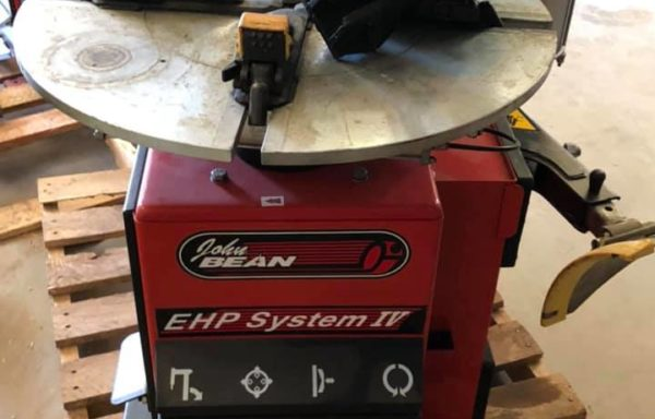 John Bean EHP System 4